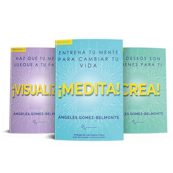 trilogia medita visualiza crea